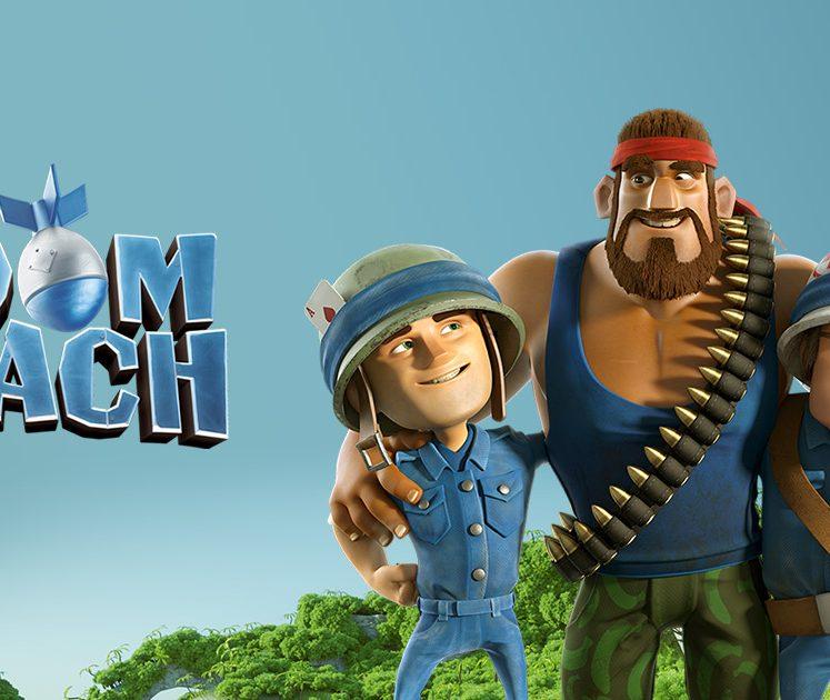 ''هنا'' تهكير بوم بيتش لعبة boom beach || تنزيل مجانا 2021