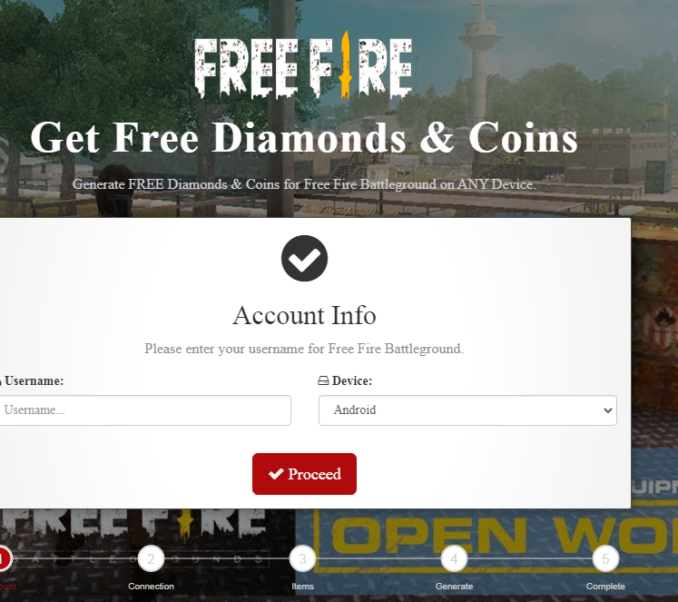 freefire.4game.club hack free fire diamond 2021