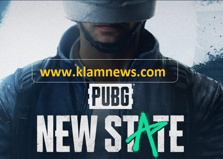 لعبة pubg new state للاندرويد و للايفون والكمبيوتر 2021
